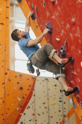 SWEAT: Rock Climbing (select members only- contact to sign up)