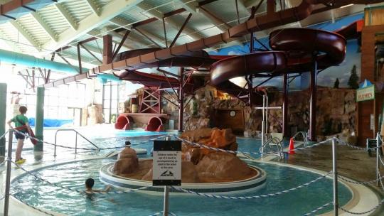 Sweat Apex Recreation Center Revel