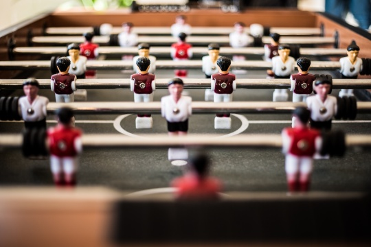 SKILLS: Games & Shared Interests