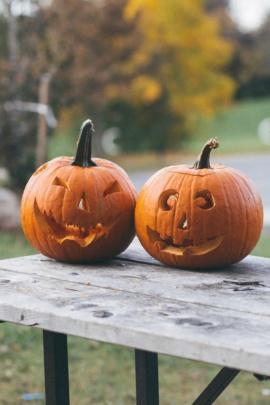 CREATE: Sweet & Healthy Snacks & Carving Pumpkins